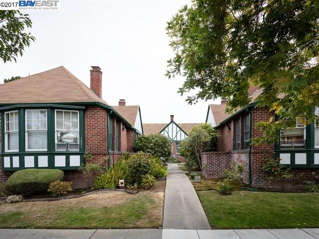 Maison avec plusieurs logements pour l Vente à 1805 Alameda Avenue Alameda, Californie 94501 États-Unis
