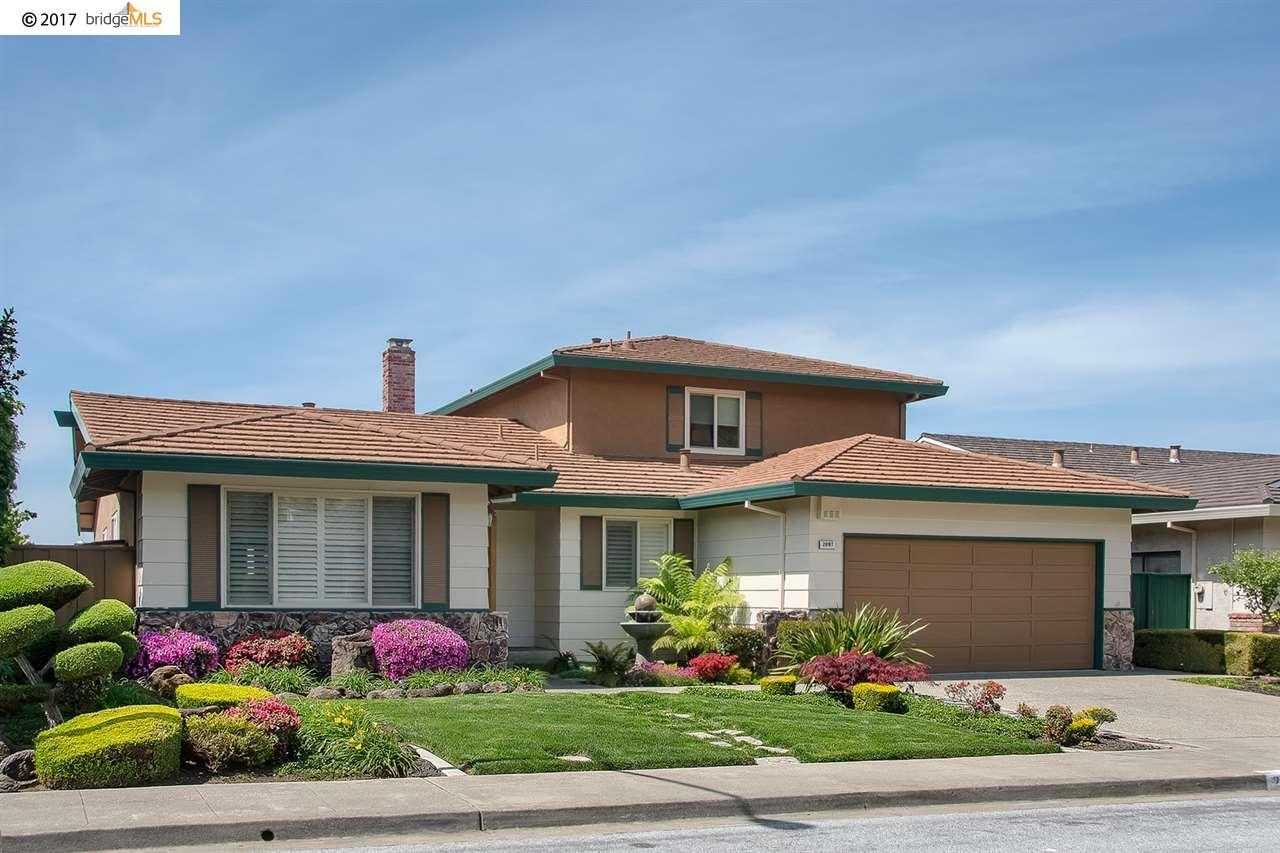 2097 Hillside Cir, SAN LEANDRO, CA 94577