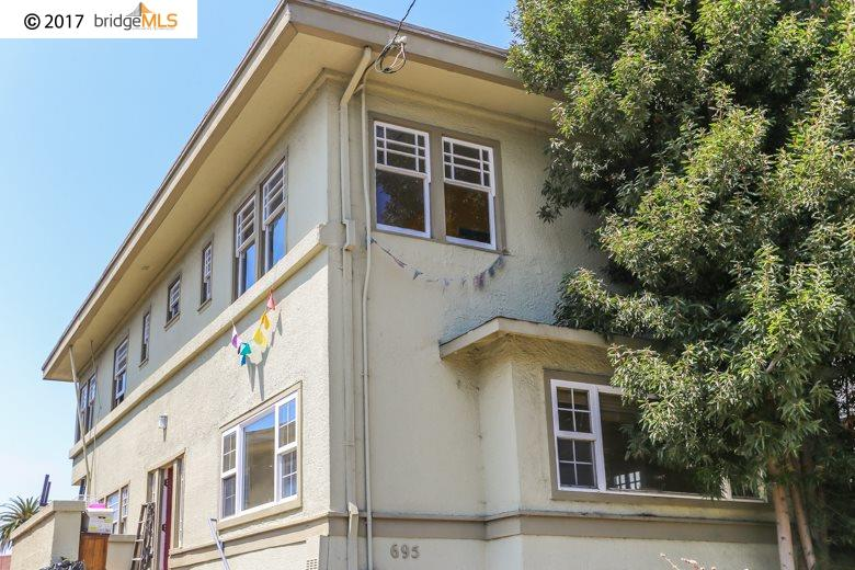 695 Rand Ave, OAKLAND, CA 94610