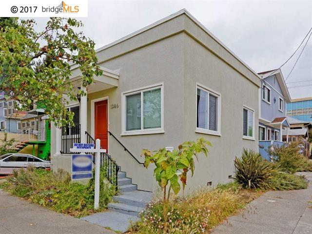 واحد منزل الأسرة للـ Sale في 1386 E 36th Street 1386 E 36th Street Oakland, California 94602 United States