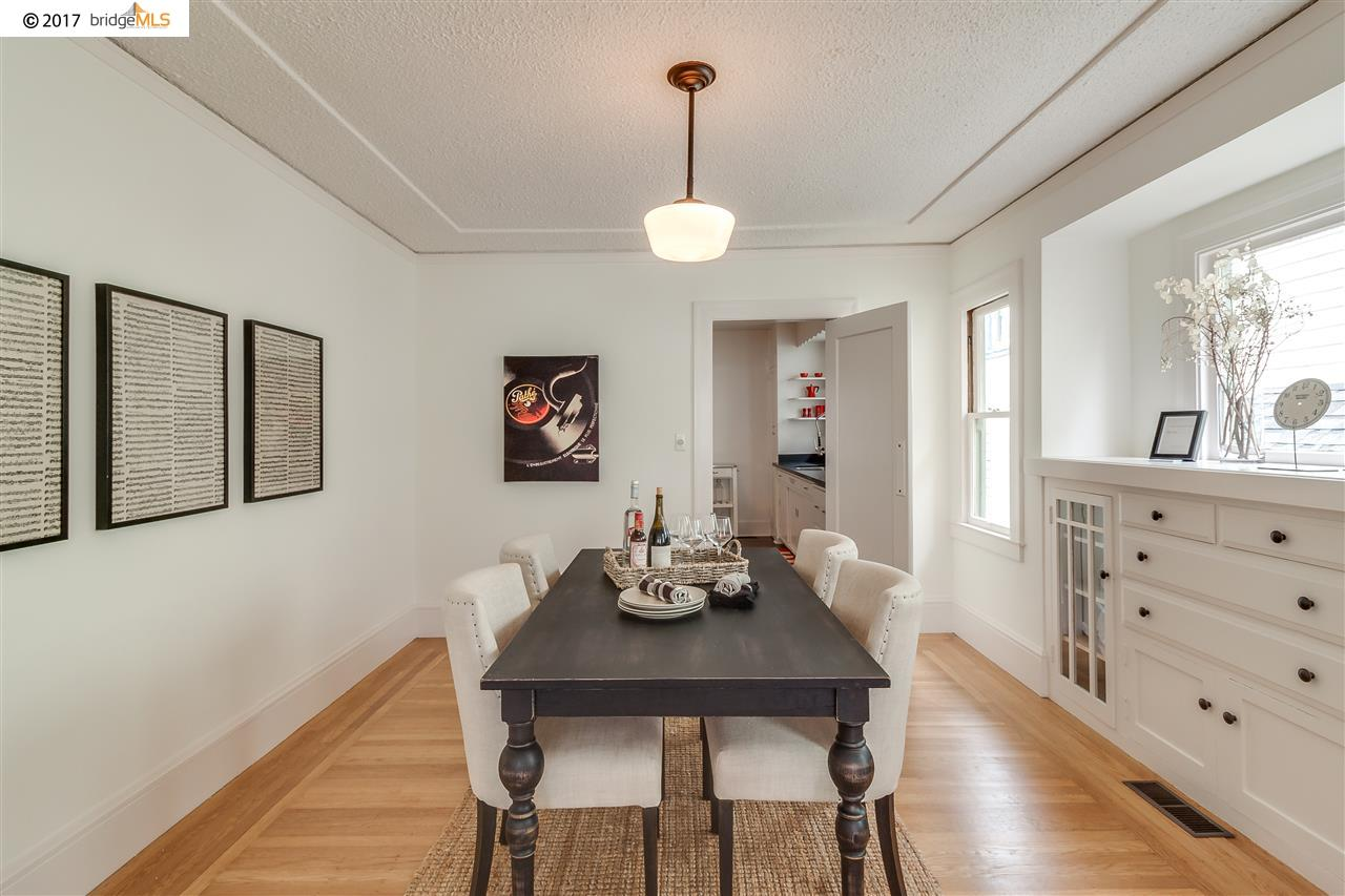 Additional photo for property listing at 1338 Ordway Street  Berkeley, 加利福尼亞州 94702 美國