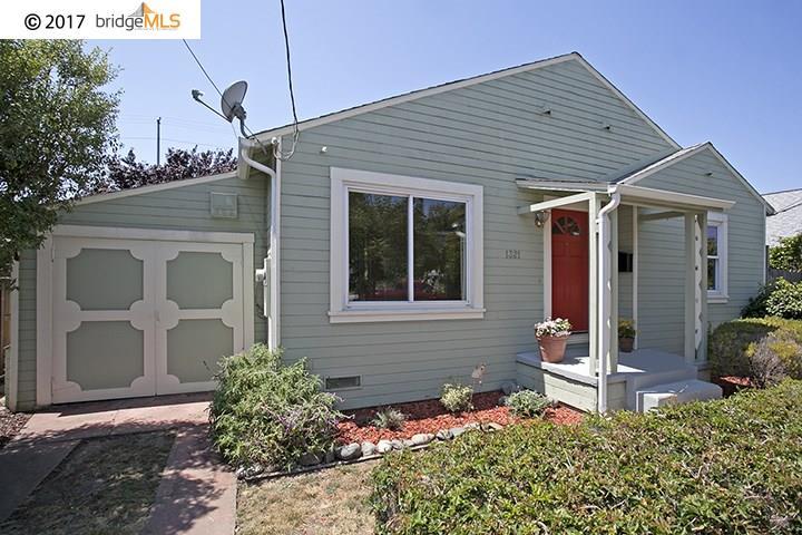 1321 MONTEREY STREET, RICHMOND, CA 94804
