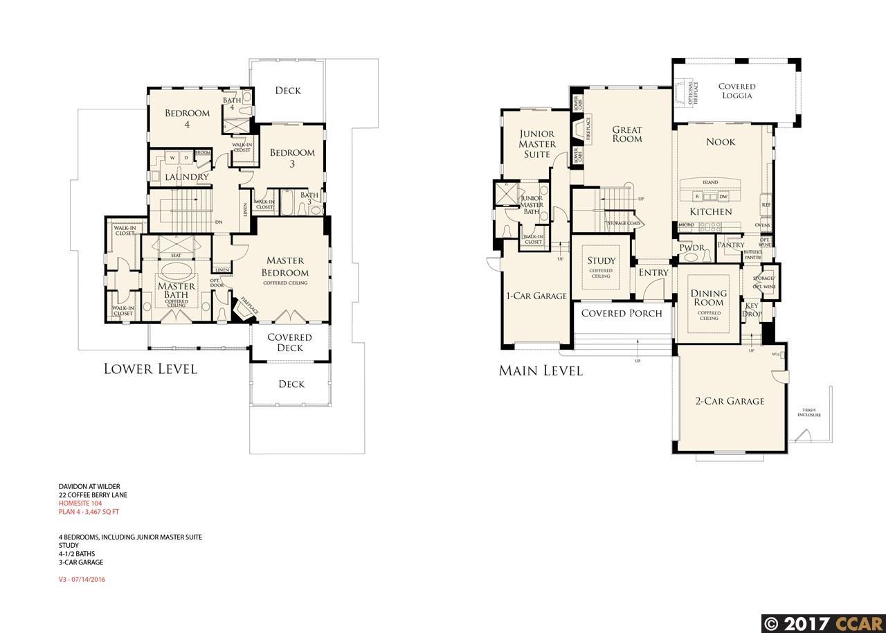 Additional photo for property listing at 22 Coffee Berry Lane 22 Coffee Berry Lane Orinda, 加利福尼亞州 94563 美國