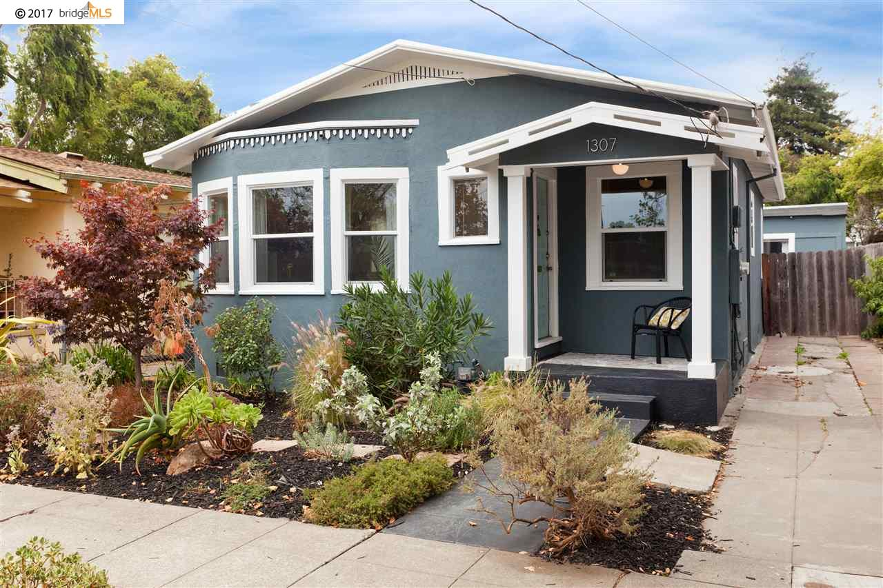 1307 WARD ST, BERKELEY, CA 94702  Photo 1