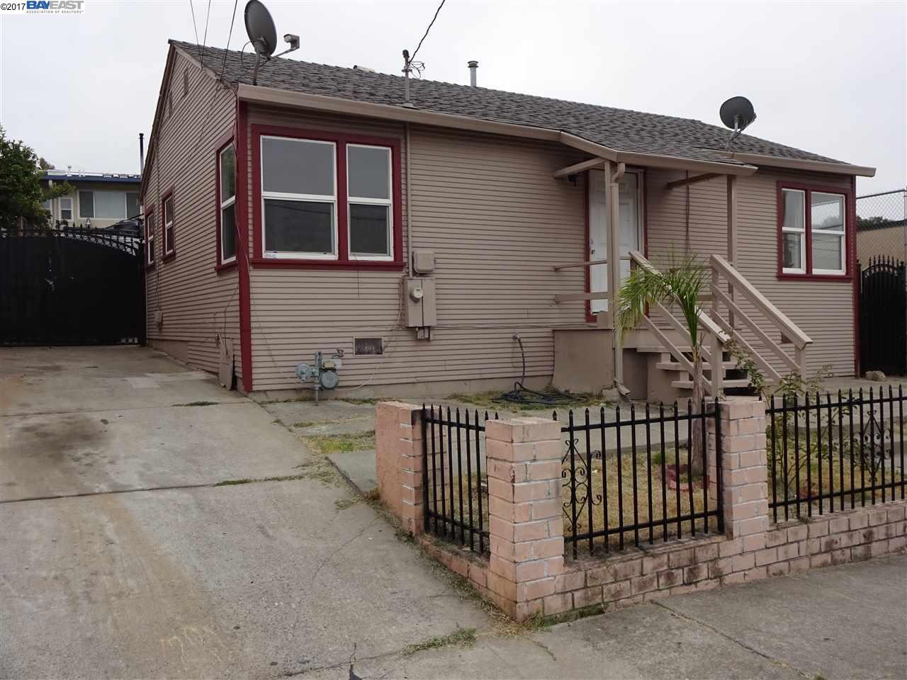 1660 Mono Ave, SAN LEANDRO, CA 94578