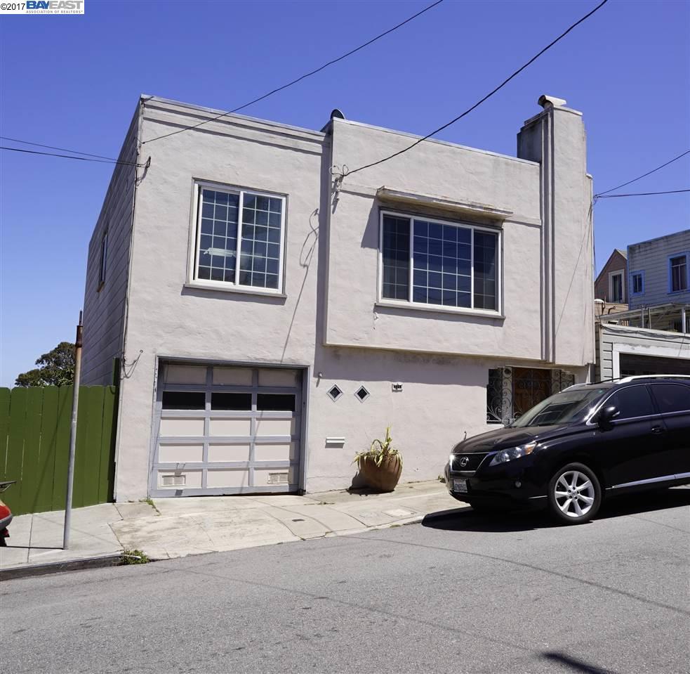225 Congdon, SAN FRANCISCO, CA 94112