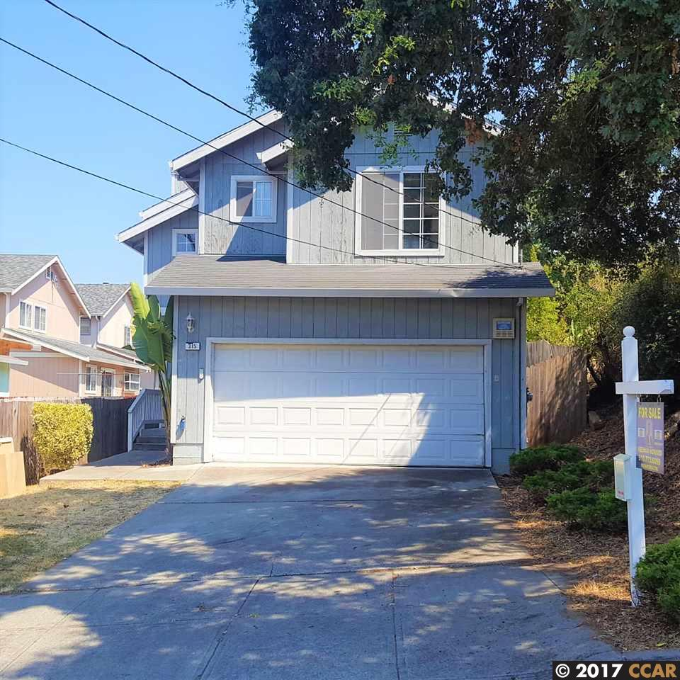 315 Pinole Ave, RODEO, CA 94572