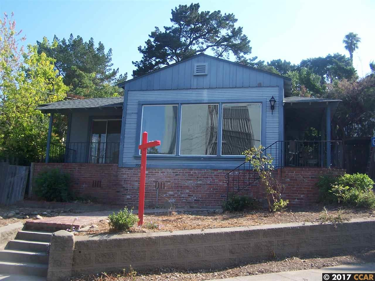 703 Grandview Drive, MARTINEZ, CA 94553
