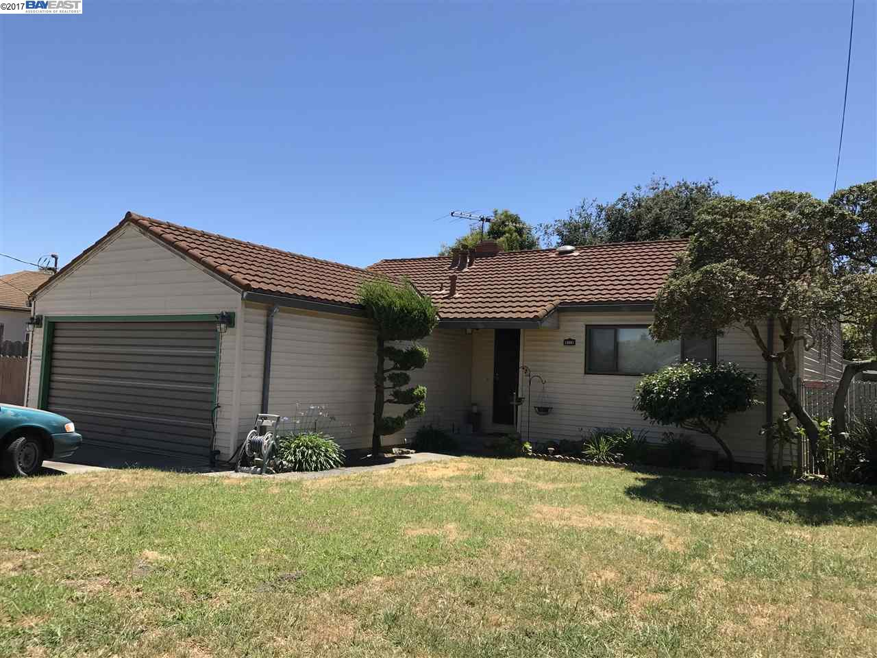 Single Family Home for Sale at 15951 Saint Johns Drive San Lorenzo, California 94580 United States