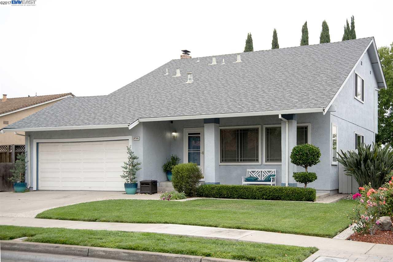 Maison unifamiliale pour l Vente à 47305 Javalina Road Fremont, Californie 94539 États-Unis