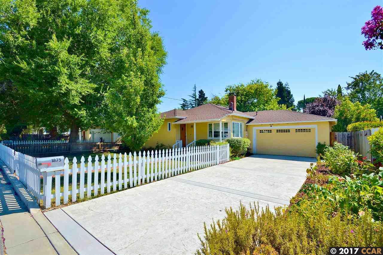 1875 Clayton Way, CONCORD, CA 94519