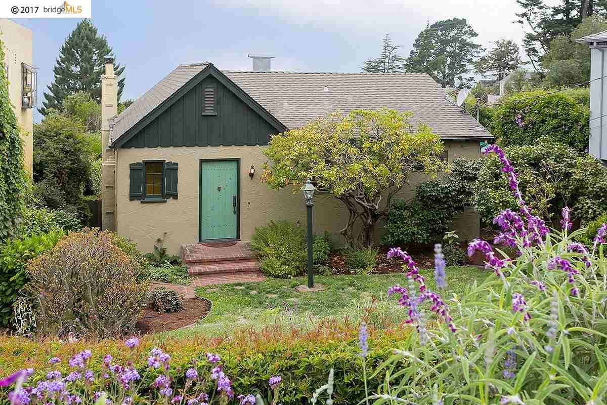 734 KEELER AVENUE, BERKELEY, CA 94708