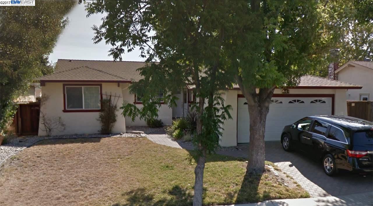 一戸建て のために 賃貸 アット 4059 Payne Road Pleasanton, カリフォルニア 94588 アメリカ合衆国
