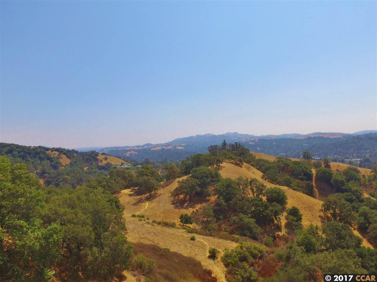 Land for Sale at Monticello Road Monticello Road Lafayette, California 94549 United States