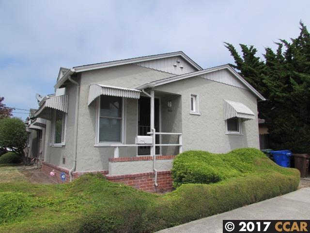 Multi-Family Home for Rent at 410 28Th Street Richmond, California 94804 United States