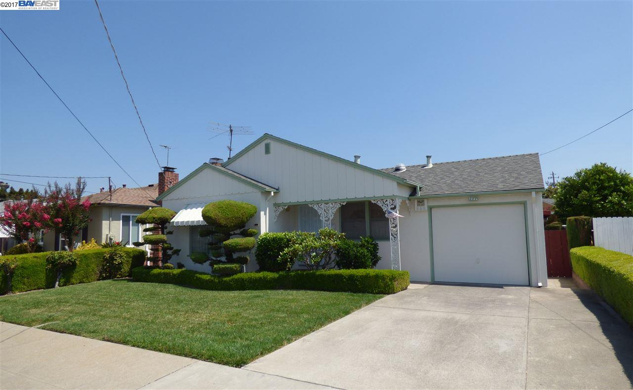 1248 Betty Ave | SAN LEANDRO | 1340 | 94578