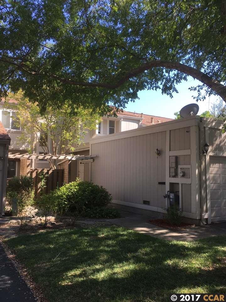 208 Oak Manor Plz, MARTINEZ, CA 94553