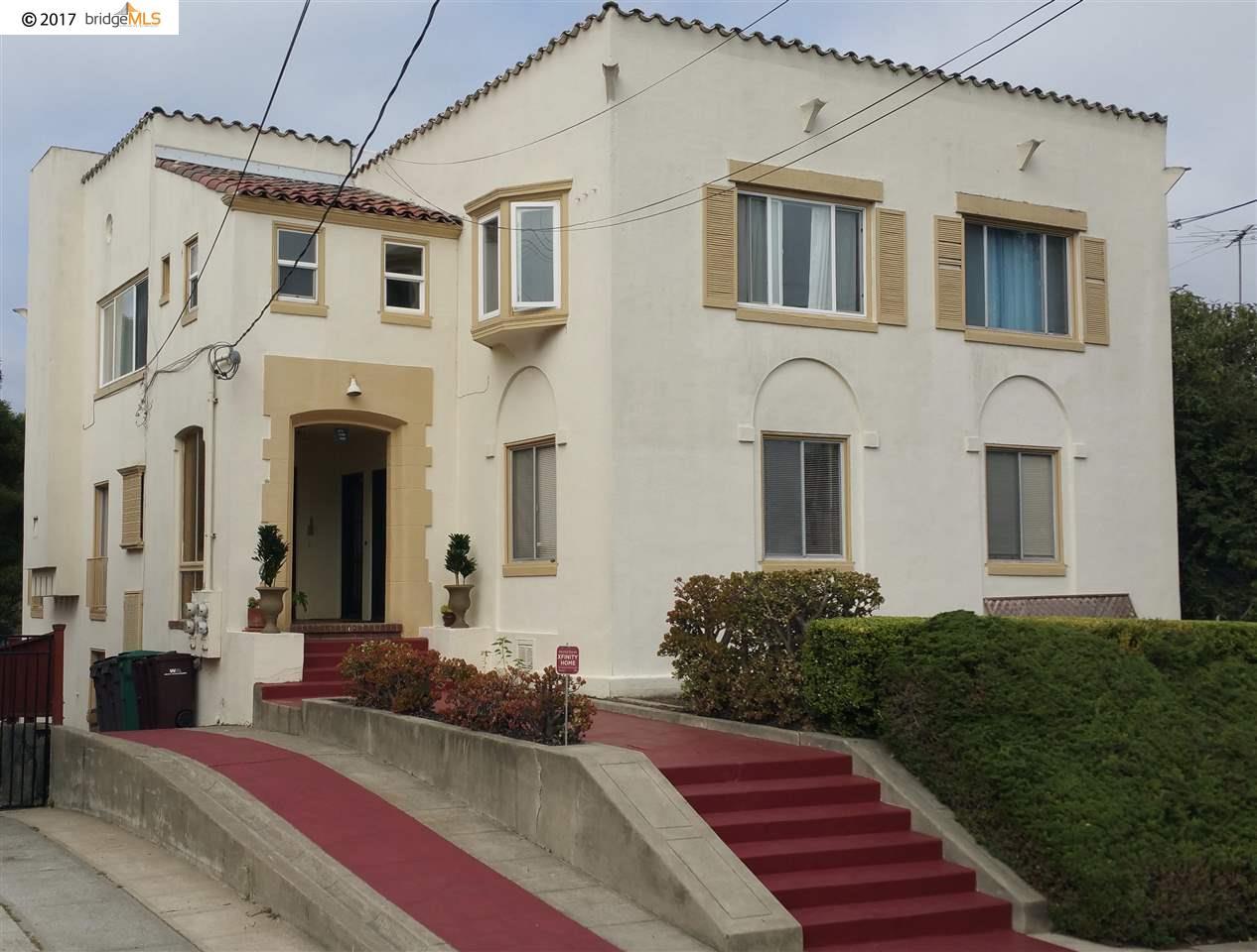 Condominio por un Venta en 1218 Hollywood Avenue Oakland, California 94602 Estados Unidos