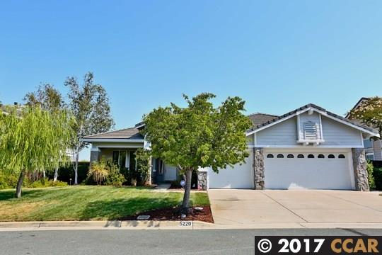 Single Family Home for Sale at 5220 Keller Ridge Drive Clayton, California 94517 United States