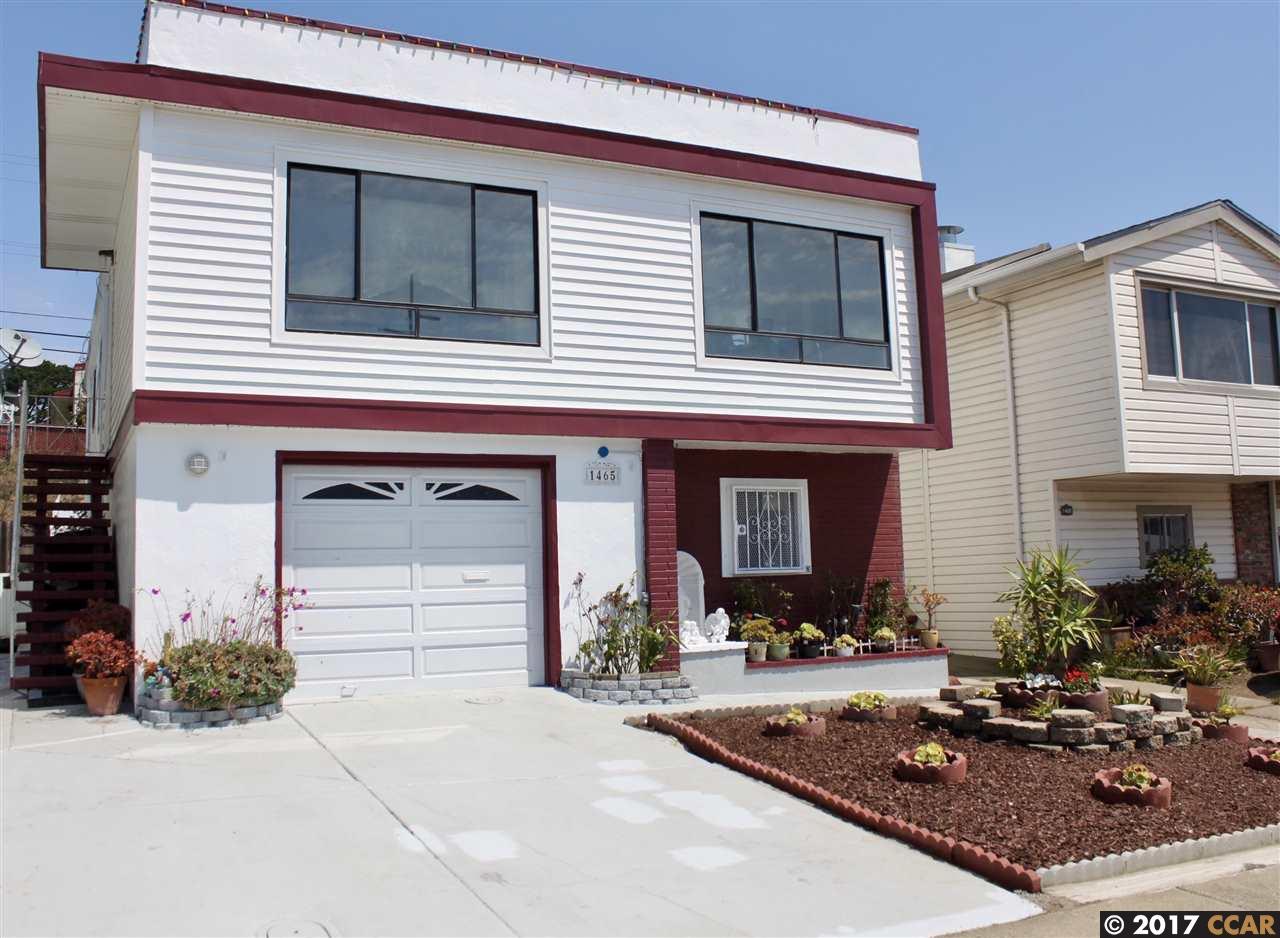 1465 Southgate Ave, DALY CITY, CA 94015