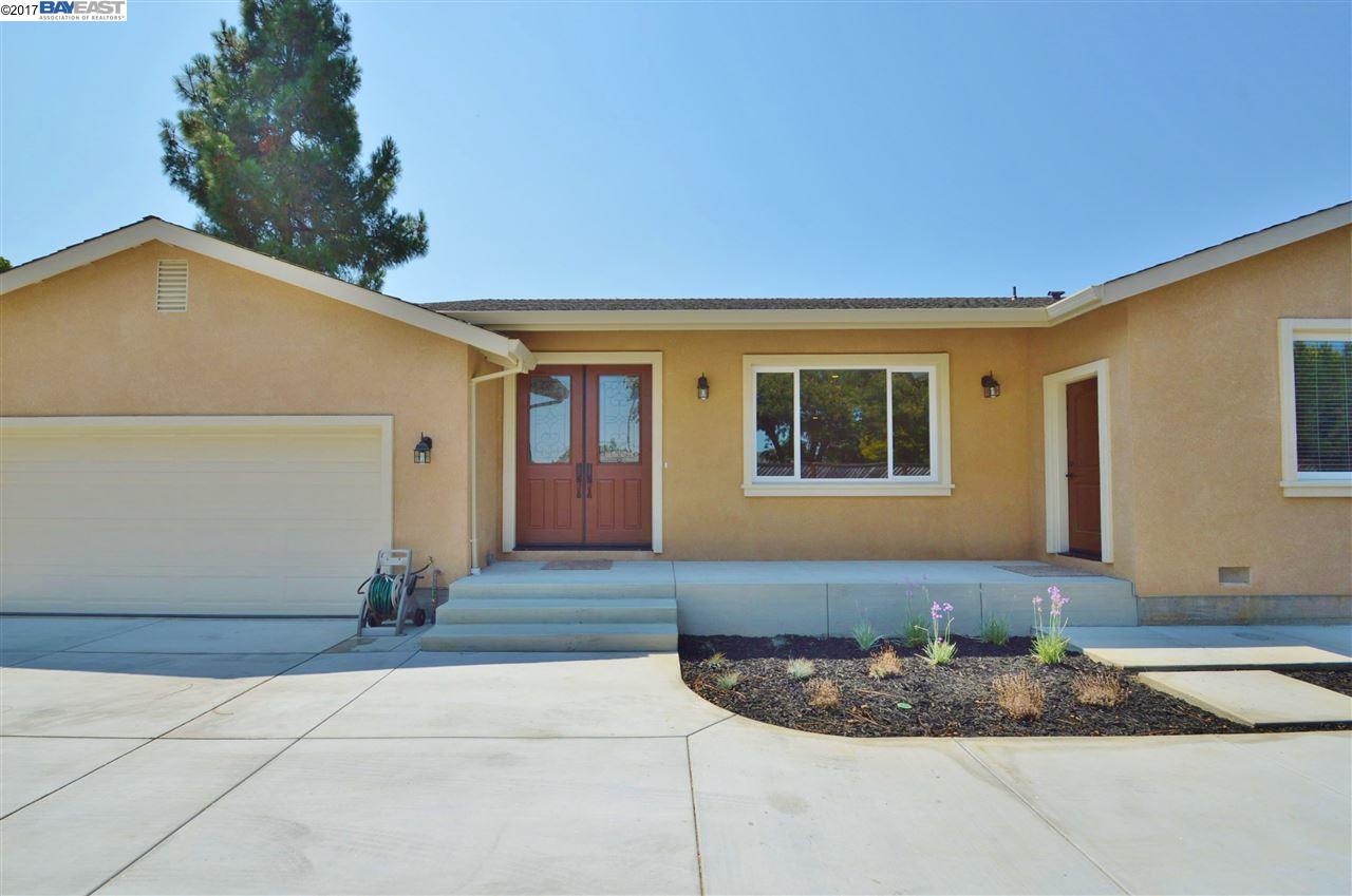 獨棟家庭住宅 為 出租 在 3620 Vineyard Pleasanton, 加利福尼亞州 94566 美國