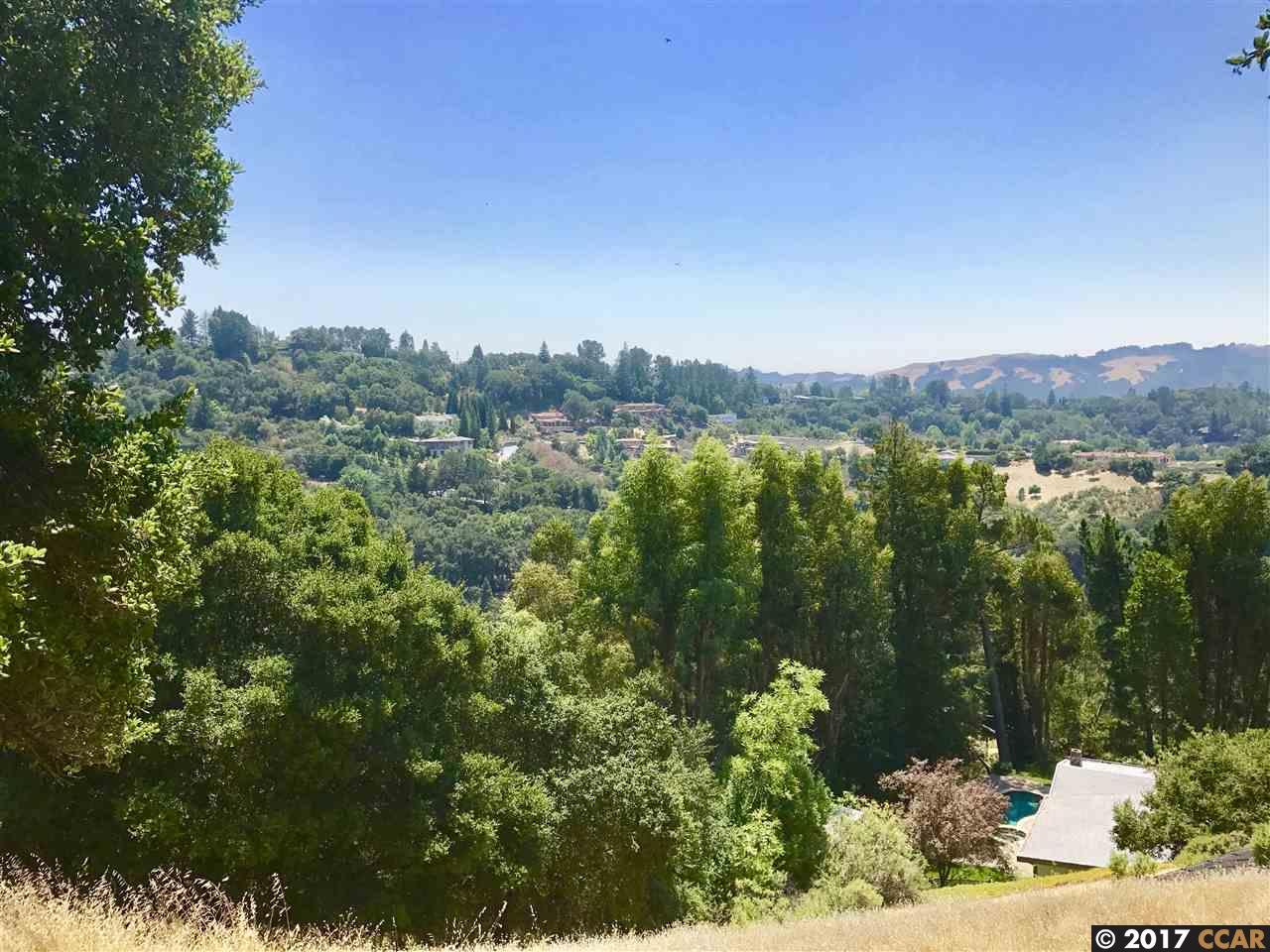 土地 為 出售 在 Diablo View Road Diablo View Road Orinda, 加利福尼亞州 94563 美國