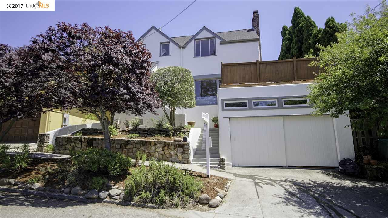 واحد منزل الأسرة للـ Rent في 10 Florida Berkeley, California 94707 United States