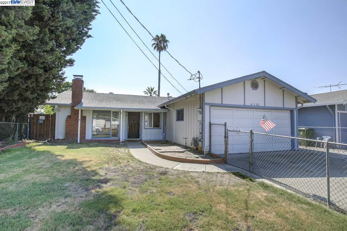 4320 Cahill St, FREMONT, CA 94538