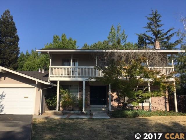 Einfamilienhaus für Mieten beim 28 Corte Mateo Moraga, Kalifornien 94556 Vereinigte Staaten
