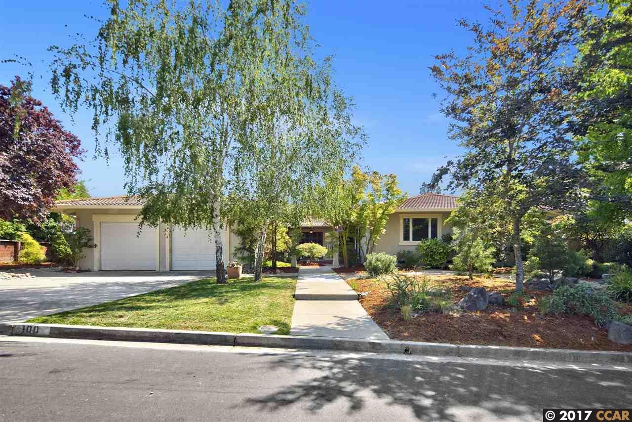100 David Drive, MORAGA, CA 94556