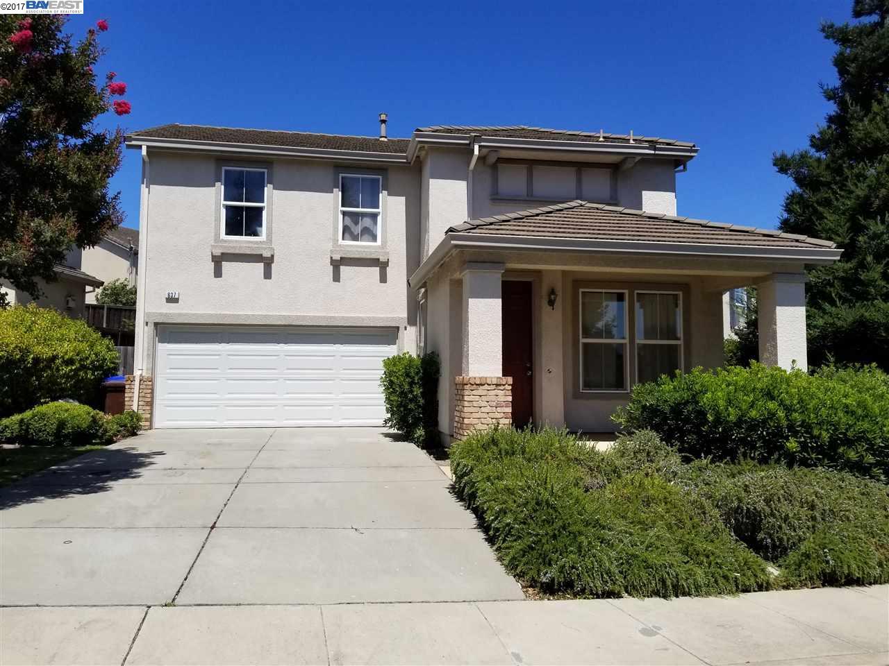 Maison unifamiliale pour l Vente à 637 Carlotta Circle Pinole, Californie 94564 États-Unis