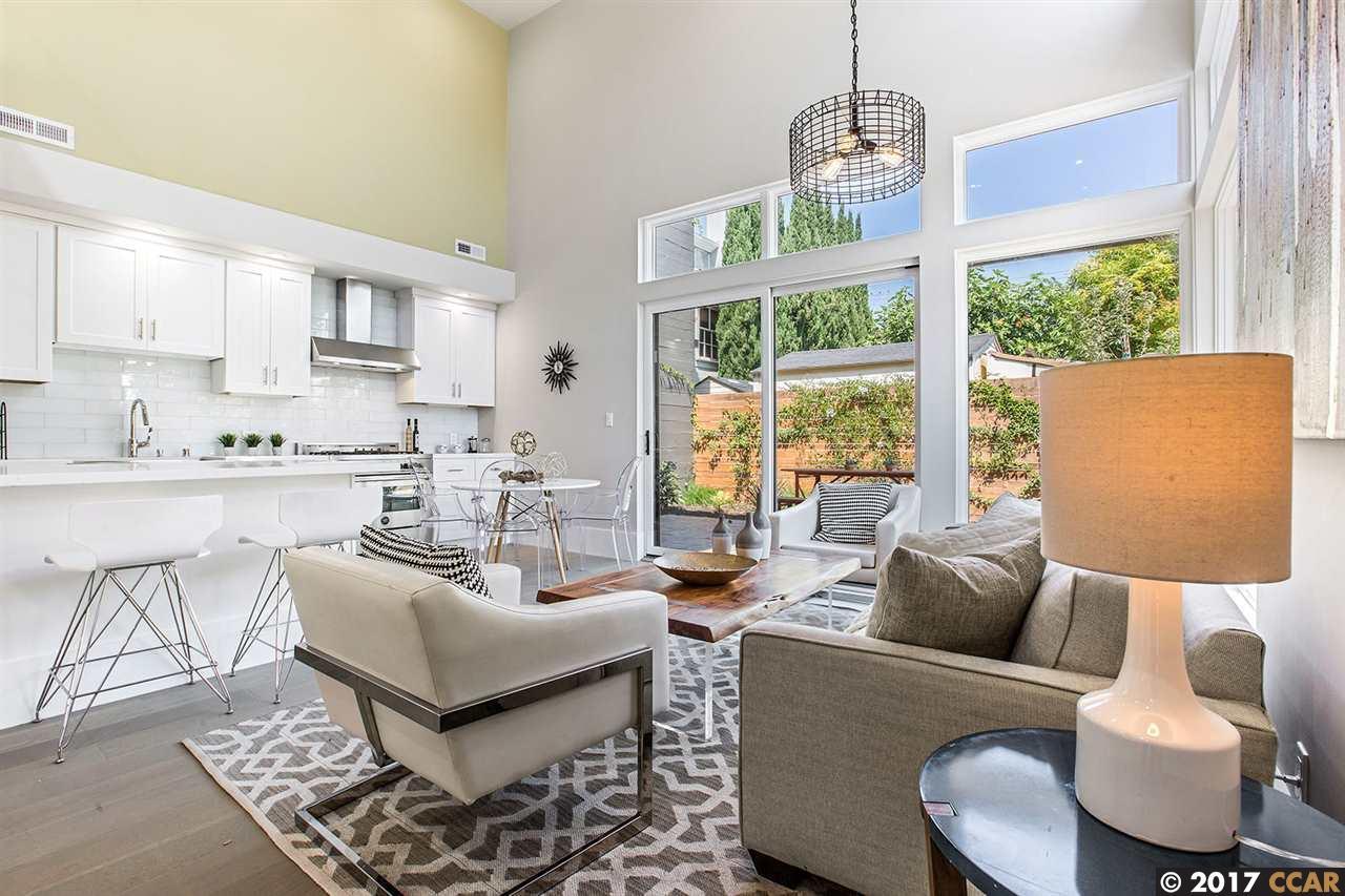 Частный односемейный дом для того Продажа на 5534 Doyle Street Emeryville, Калифорния 94608 Соединенные Штаты
