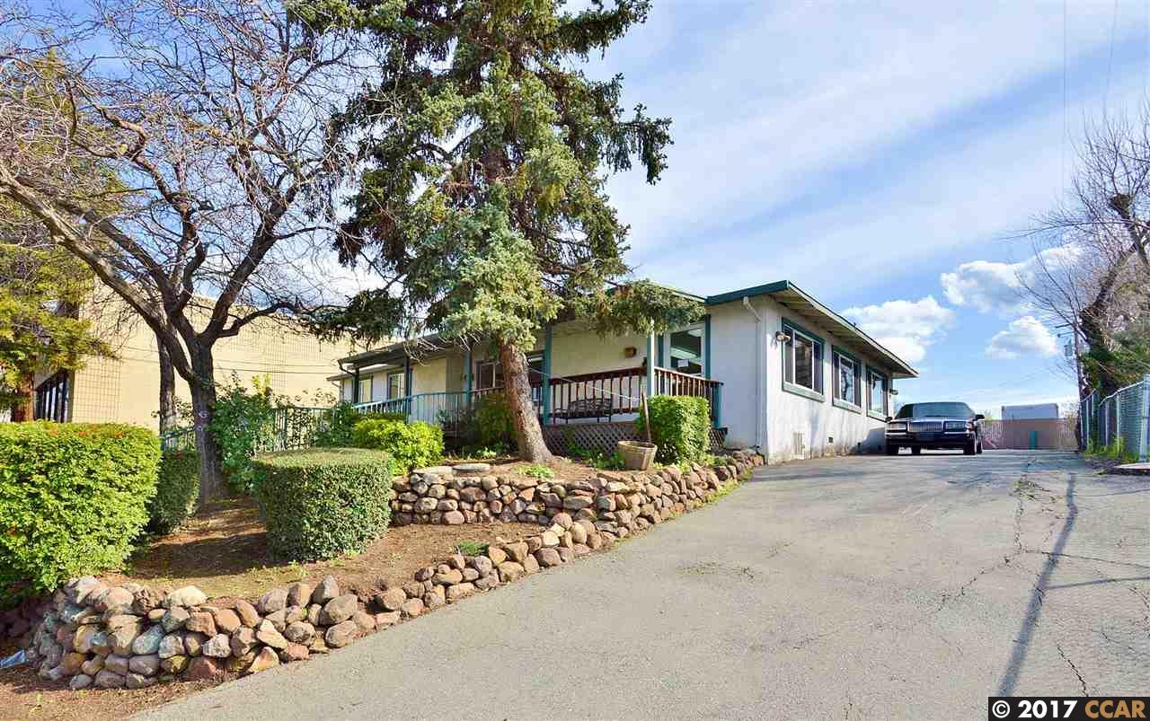 Коммерческий для того Продажа на 1425 Pine Street 1425 Pine Street Walnut Creek, Калифорния 94596 Соединенные Штаты