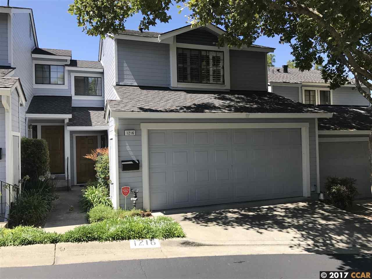 Casa unifamiliar adosada (Townhouse) por un Venta en 1216 Willow Oak Court 1216 Willow Oak Court Pinole, California 94564 Estados Unidos