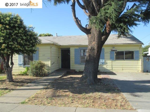355 California Ave, PITTSBURG, CA 94565
