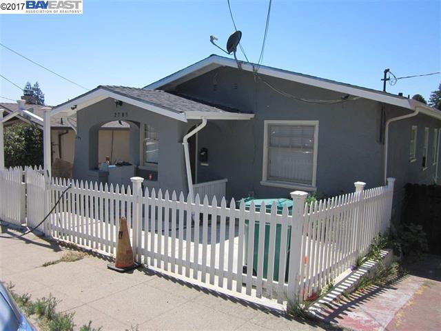 2785 GARDEN ST, OAKLAND, CA 94601