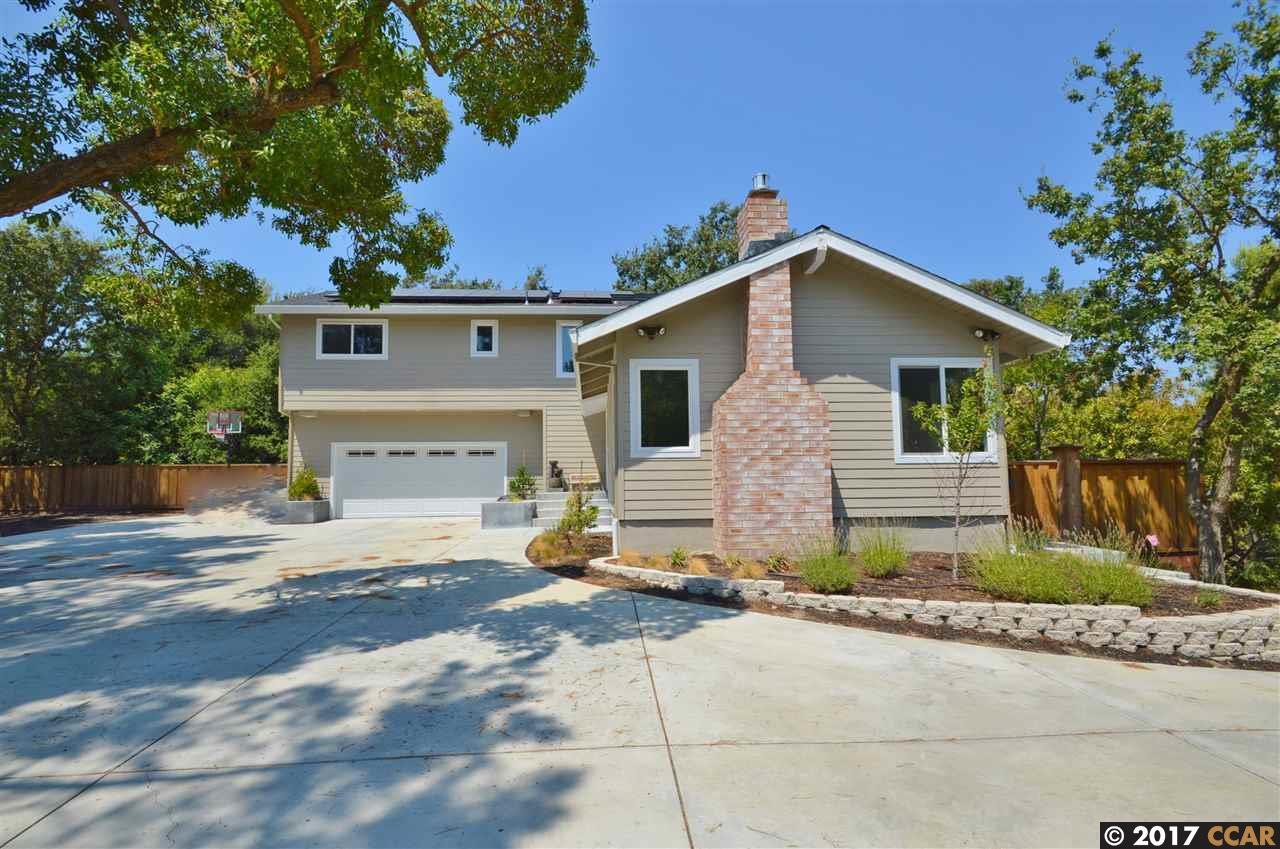 1013 Via Roble, LAFAYETTE, CA 94549