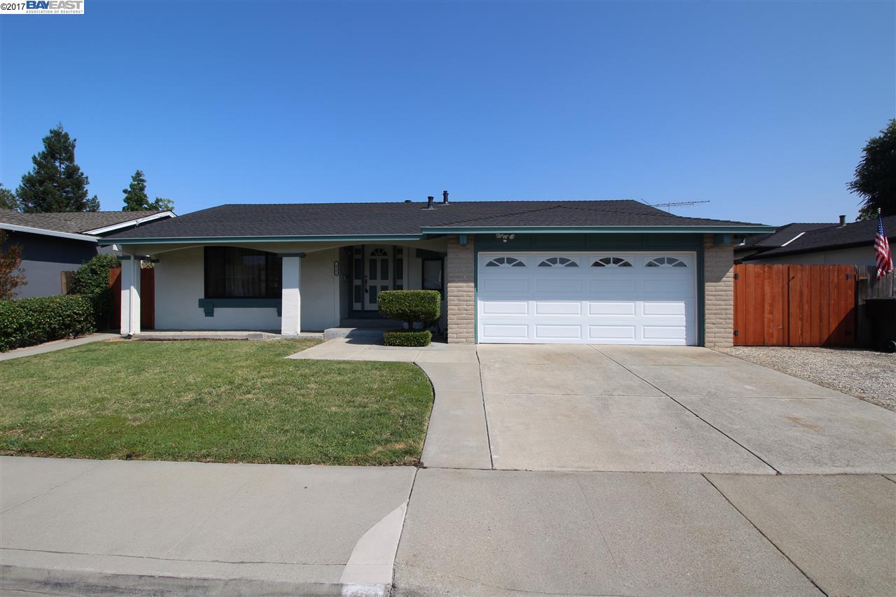 Maison unifamiliale pour l à louer à 6241 Robin Court Pleasanton, Californie 94588 États-Unis