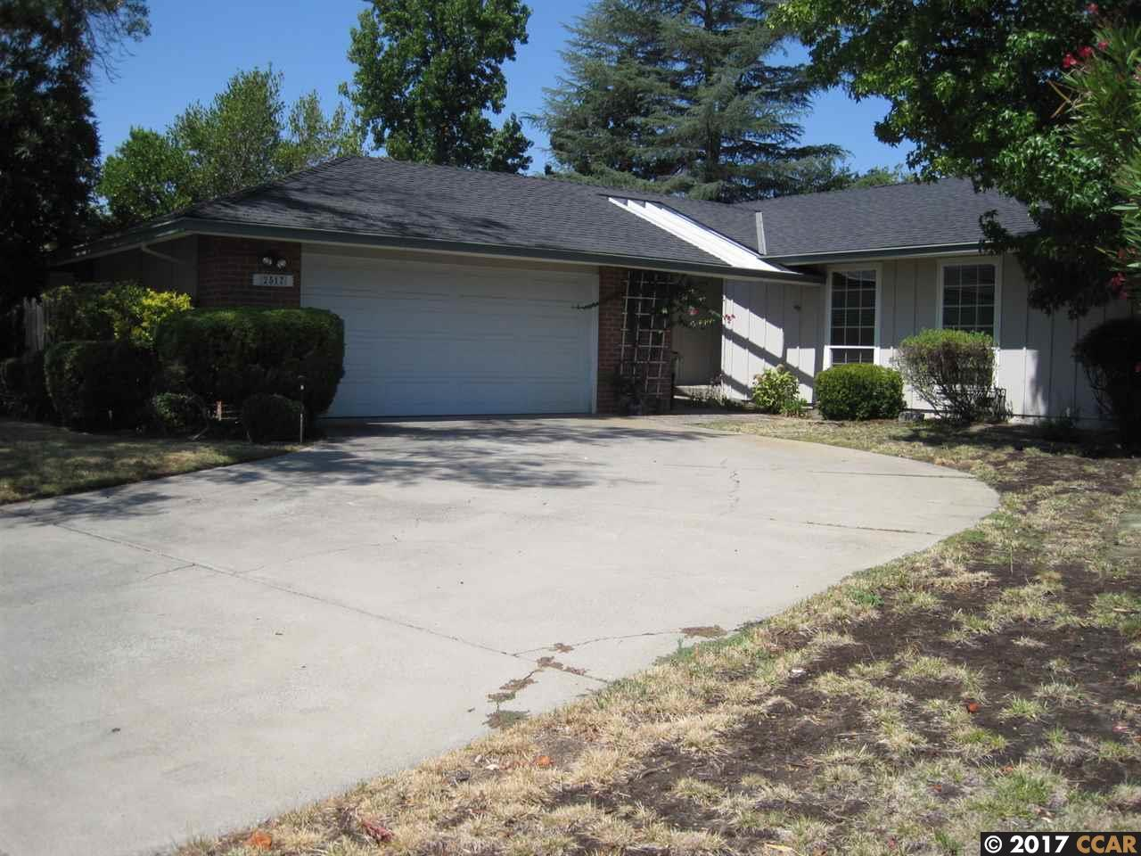 Single Family Home for Rent at 2517 Appaloosa Court Walnut Creek, California 94596 United States