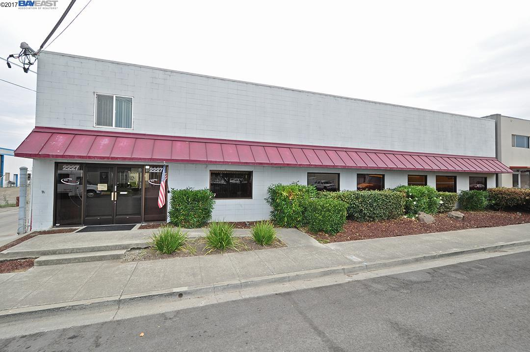 Commercial for Sale at 2227 American Avenue 2227 American Avenue Hayward, California 94545 United States