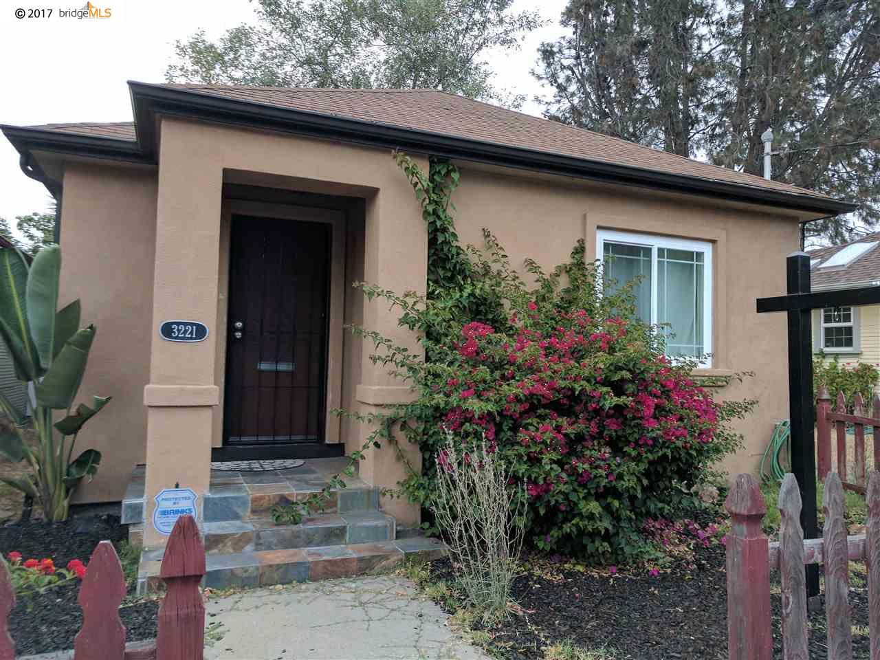3221 Lorenzo Ave, OAKLAND, CA 94619