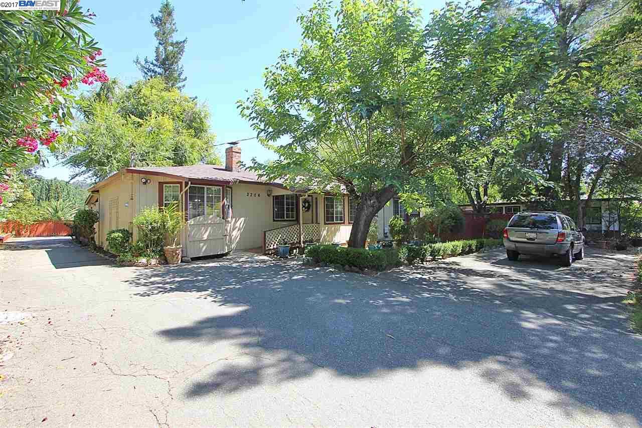 商用 のために 売買 アット 2206 Tice Valley Blvd 2206 Tice Valley Blvd Walnut Creek, カリフォルニア 94595 アメリカ合衆国