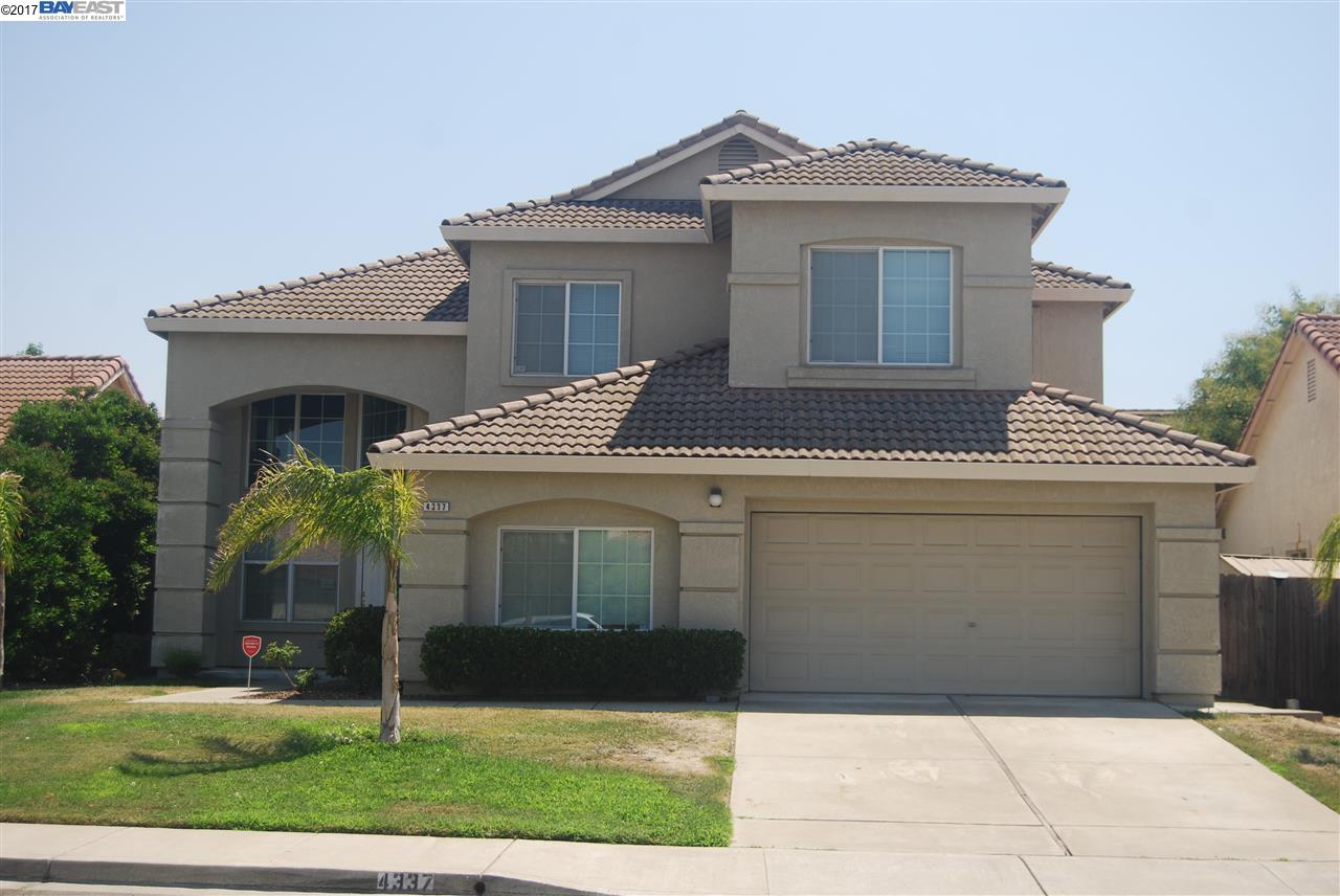 Single Family Home for Rent at 4337 CALSITE Court 4337 CALSITE Court Antioch, California 94509 United States