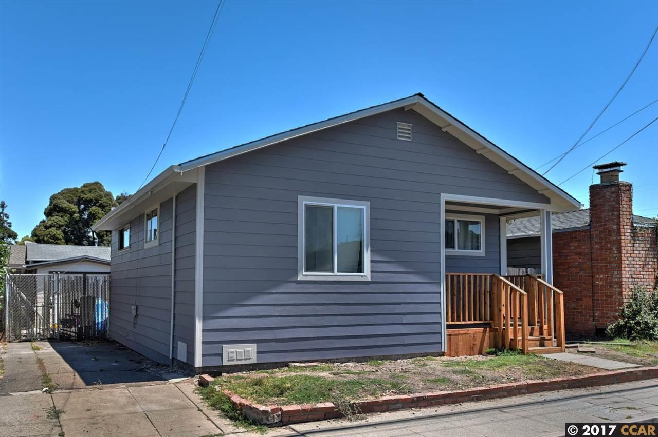 多戶家庭房屋 為 出售 在 2415 Dover Avenue San Pablo, 加利福尼亞州 94806 美國