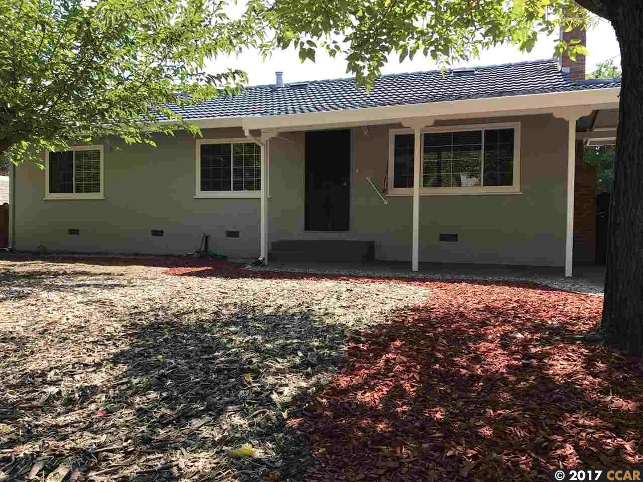 3116 Manor Ave, WALNUT CREEK, CA 94597