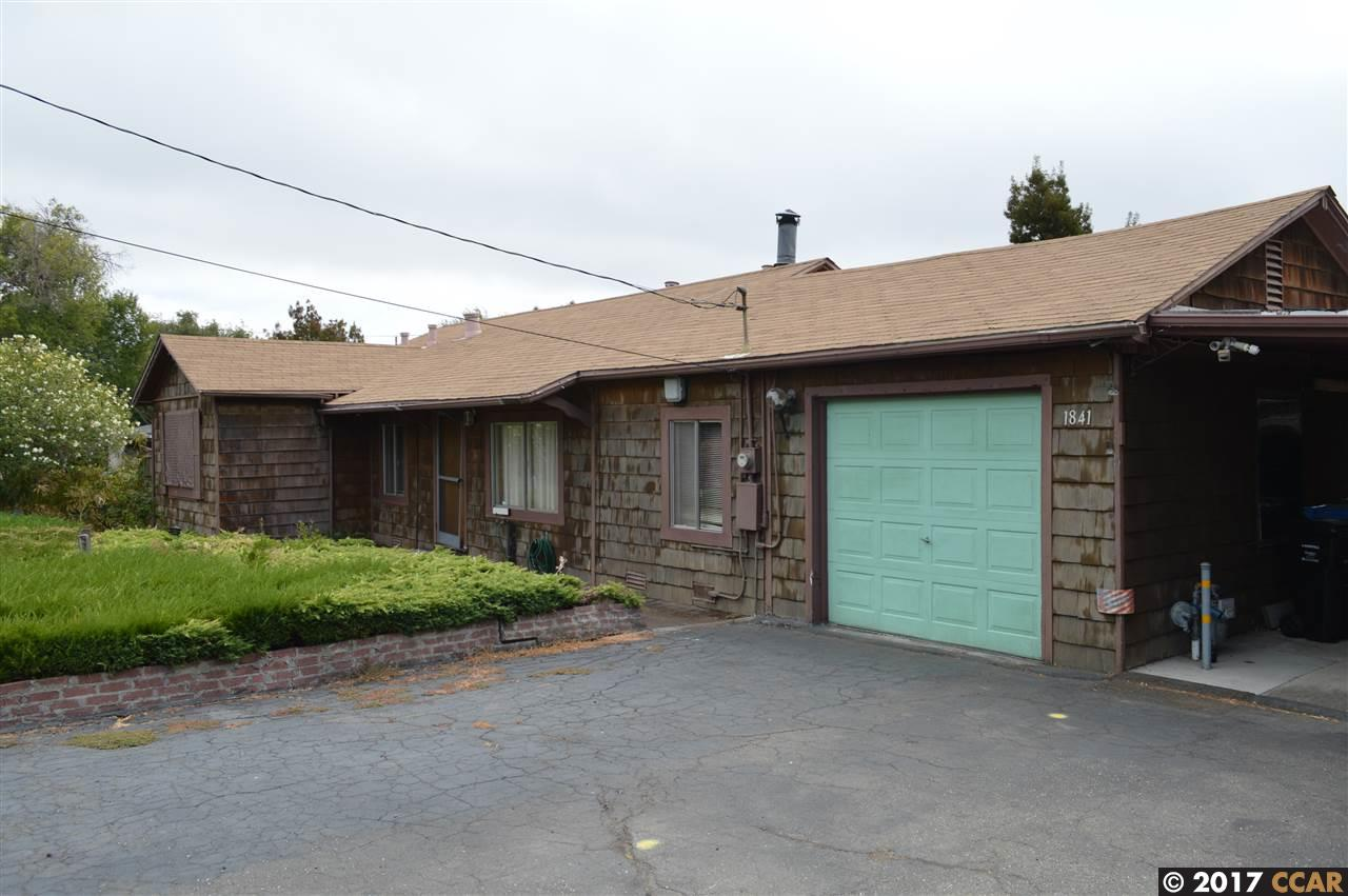 1841 Alvarado Ave., WALNUT CREEK, CA 94597