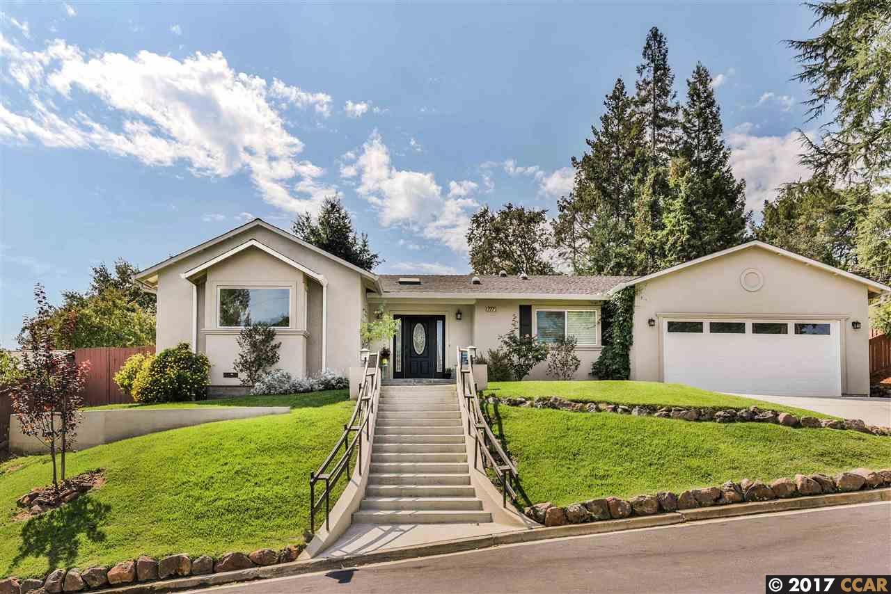 Einfamilienhaus für Verkauf beim 777 Charlton Drive Pleasant Hill, Kalifornien 94523 Vereinigte Staaten