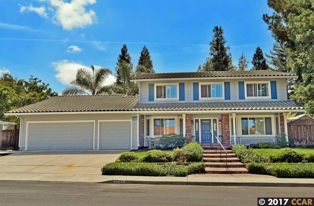 3385 Whitehaven Drive, WALNUT CREEK, CA 94598