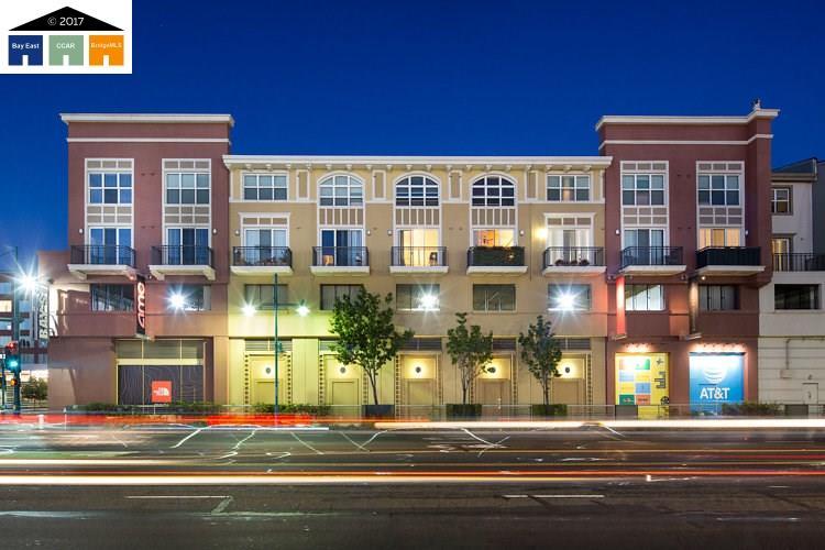 Condominium for Rent at 1580 Brunswig Lane Emeryville, California 94608 United States