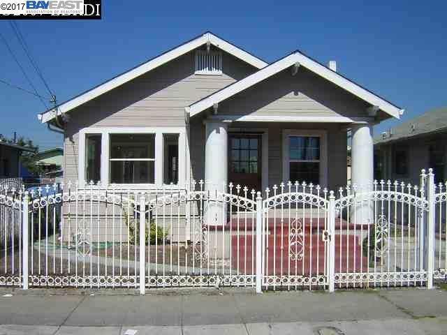 1739 70Th Ave, OAKLAND, CA 94621